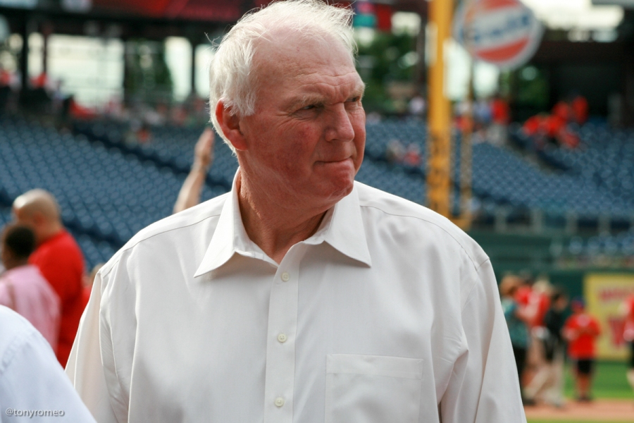 Charlie Manuel at the 2009 Phillies Phestival