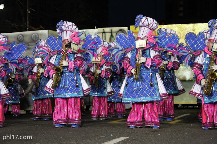 Duffy String Band Mummers Parade 2013-1352