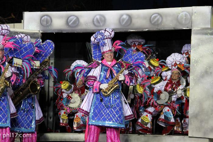 Duffy String Band Mummers Parade 2013-1354