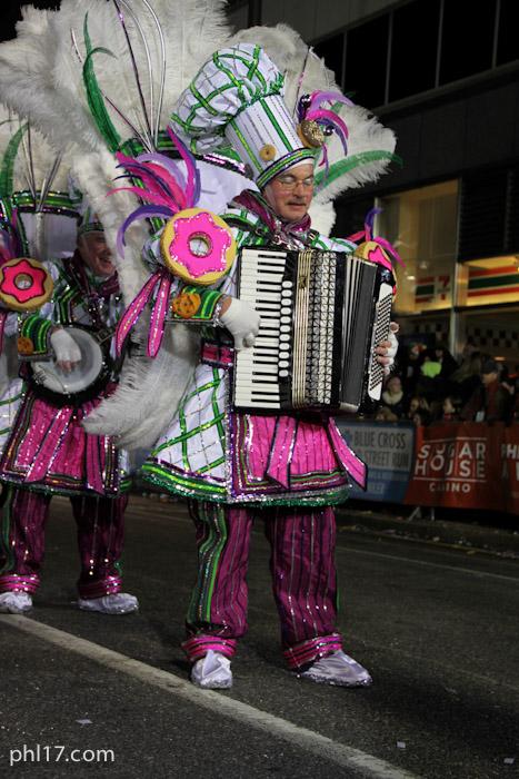 Duffy String Band Mummers Parade 2013-1366