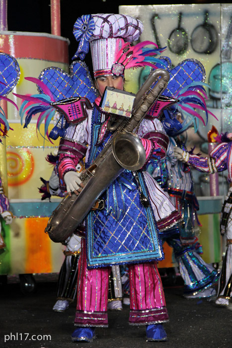 Duffy String Band Mummers Parade 2013-1368