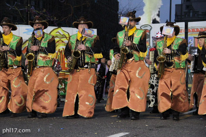 Greater Kensington String Band Mummers Parade 2013-1223