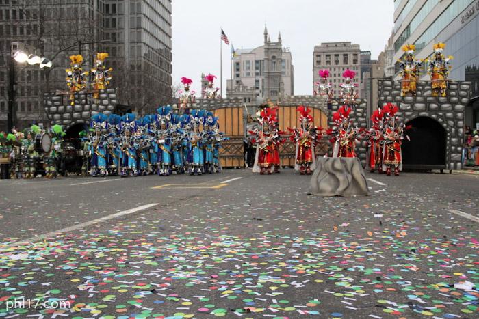 Woodland String Band Mummers Parade 2013-0966