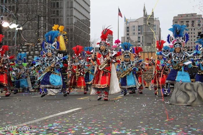 Woodland String Band Mummers Parade 2013-0969