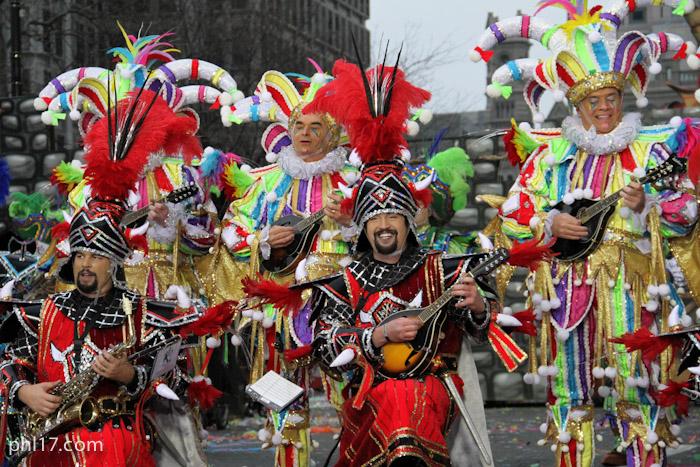 Woodland String Band Mummers Parade 2013-0985