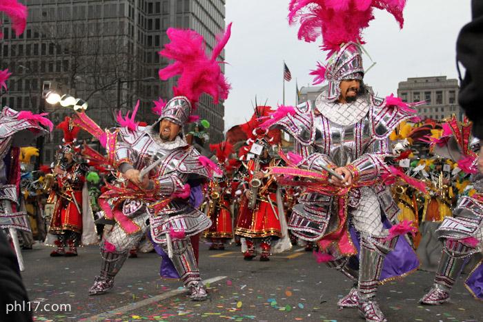 Woodland String Band Mummers Parade 2013-0991