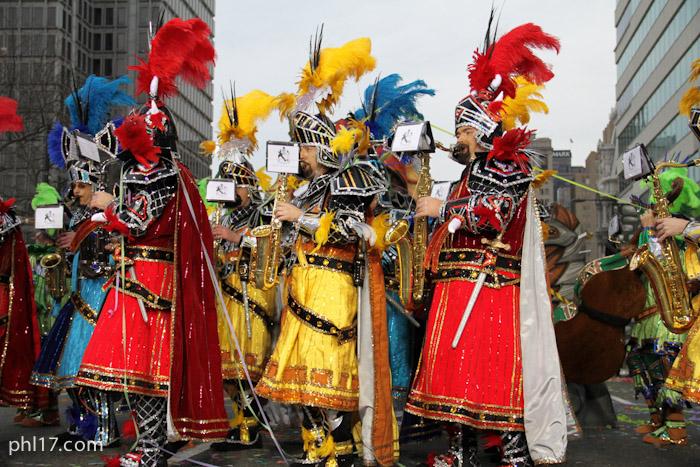 Woodland String Band Mummers Parade 2013-0997
