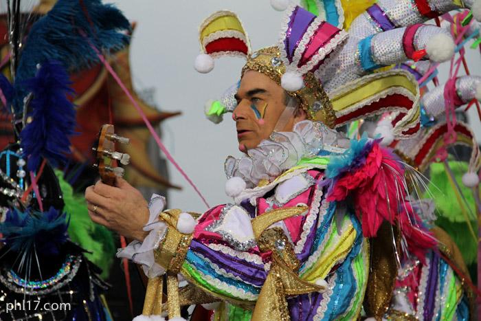 Woodland String Band Mummers Parade 2013-0998