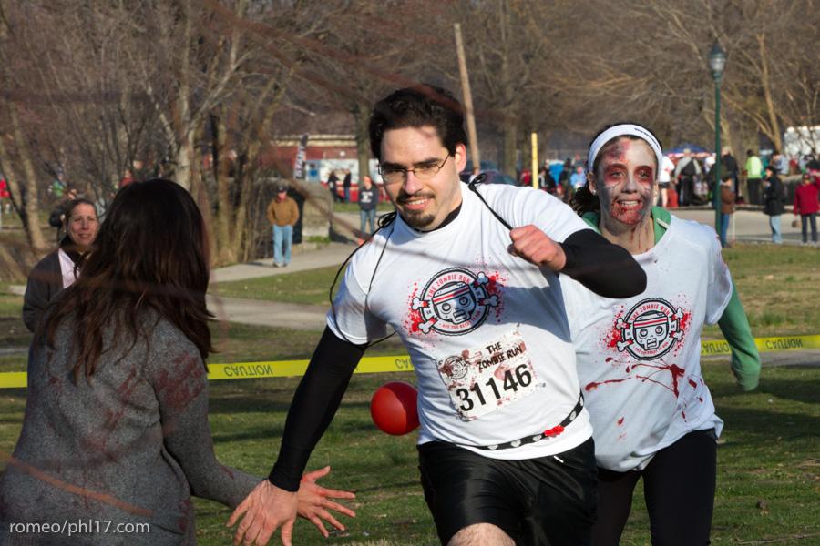 zombie run philly pics b-11