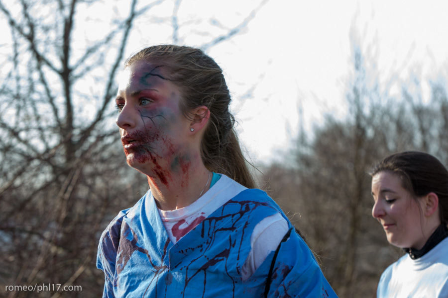 zombie run philly pics b-17