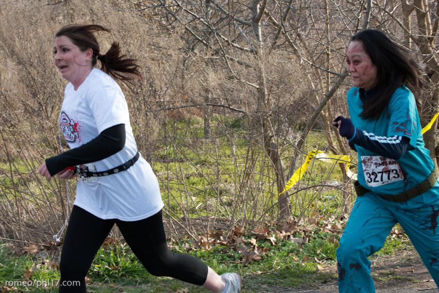 zombie run philly pics b-24