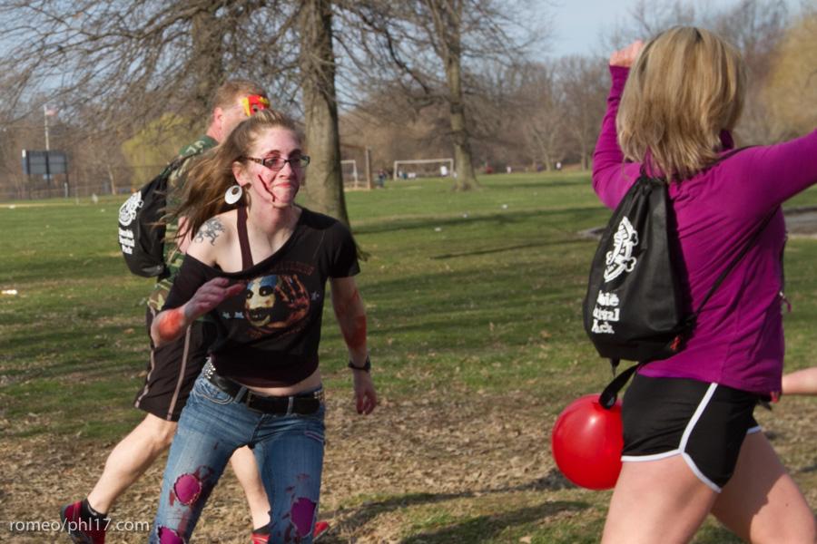 zombie run philly pics b-36