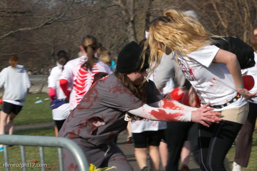 zombie run philly pics b-47