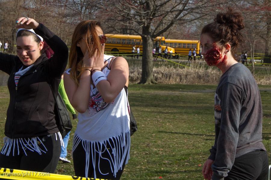 zombie run philly pics b-53