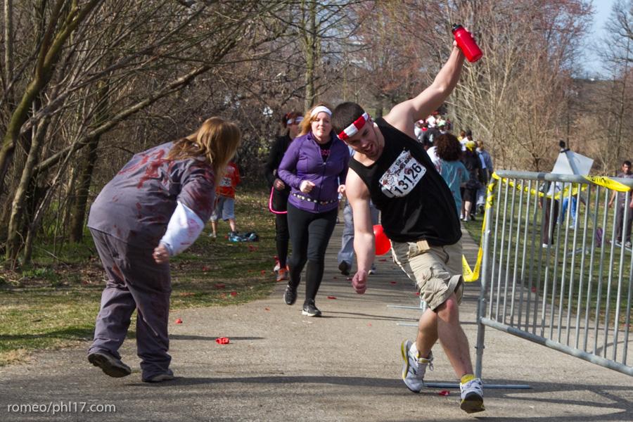 zombie run philly pics b-56