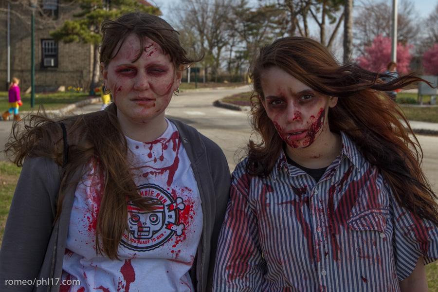 zombie run philly pics b-59