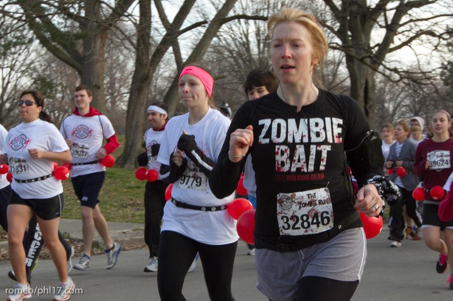 zombie run philly pics b-8