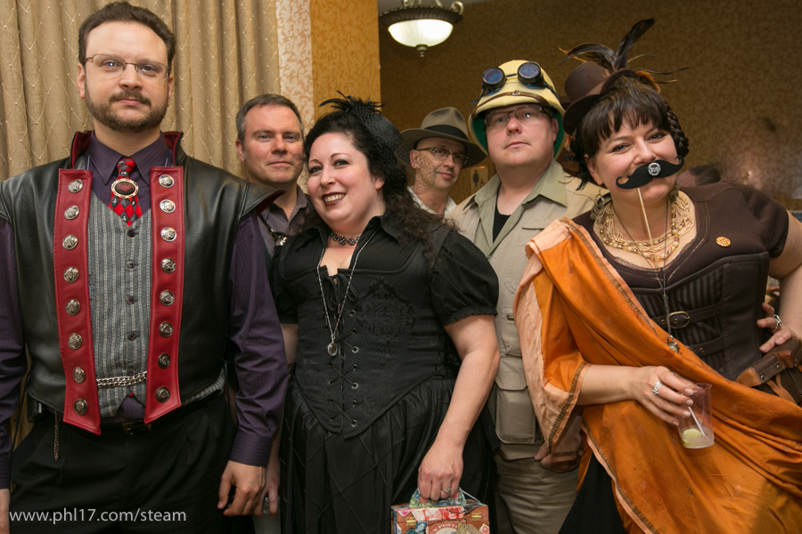 Steampunk World's Fair 2013 Photos