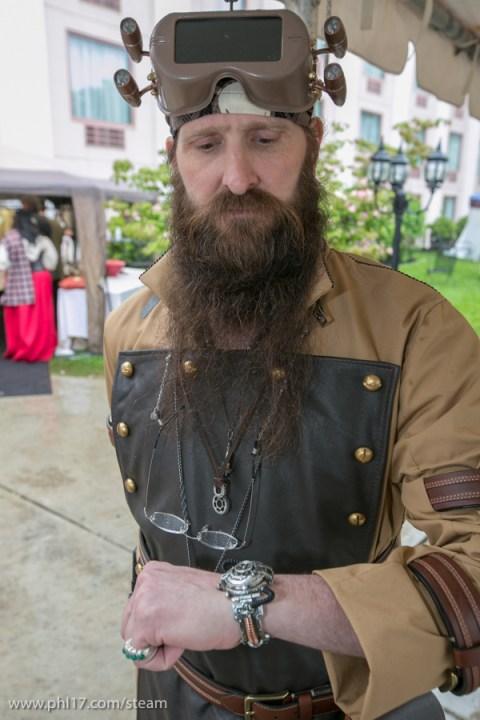 Steampunk World's Fair 2013 Photos