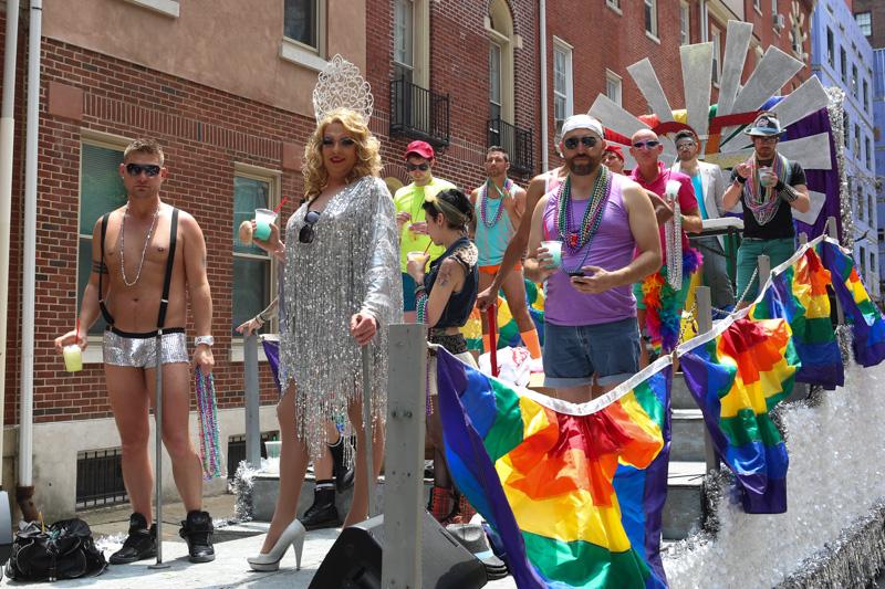 Philly Pride Parade-16