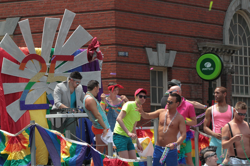 Philly Pride Parade Photos