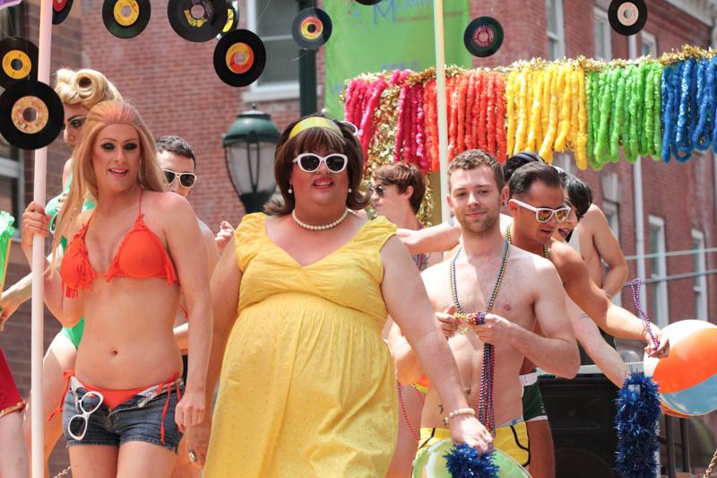 Philly Pride Parade-9