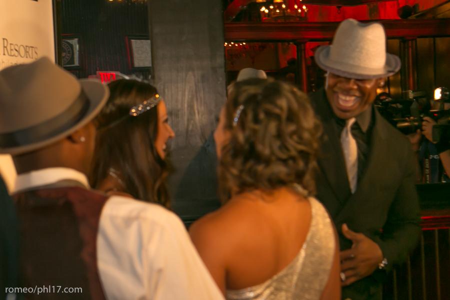 Jimmy Rollins Harlem Nights 2013