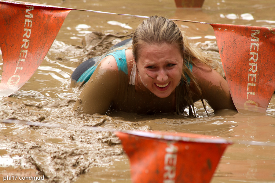 Merrell Down & Dirty Mud Run 2013 -0703
