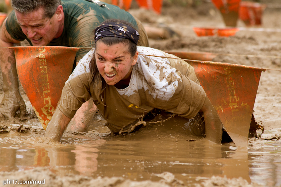 Merrell Down & Dirty Mud Run 2013 -1209