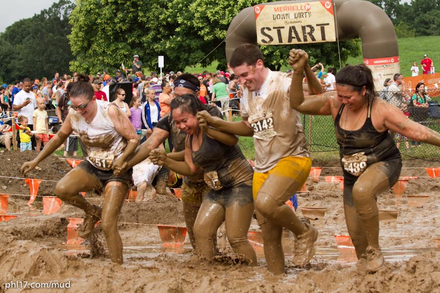 Merrell Down & Dirty Mud Run 2013 -1482