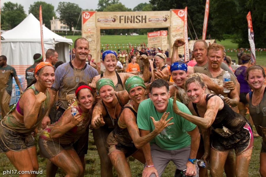 Merrell Down & Dirty Mud Run 2013 -1575