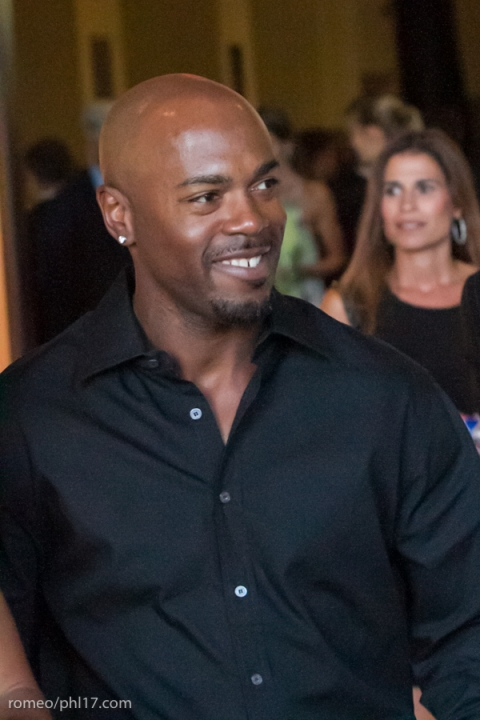 """Jimmy Rollins at the """"Stand Up For Literacy"""" Charity Event"""