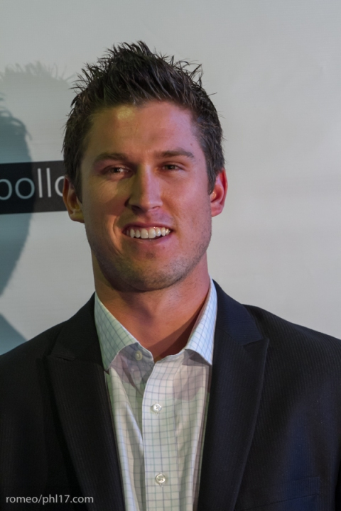 """Jonathan Pettibone at the """"Stand Up For Literacy"""" Charity Event"""