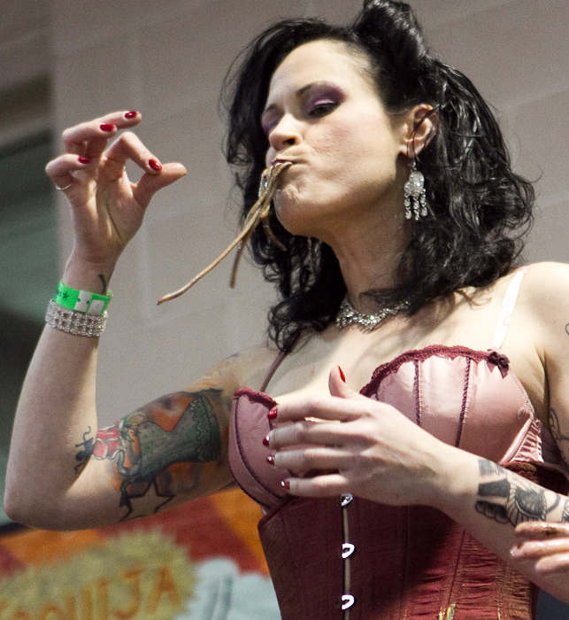 SideShow: Philly Tattoo Convention 2012