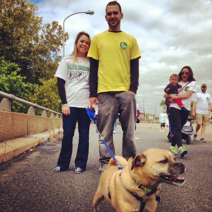 2013 Stamp Out Parkinson's Walk 10