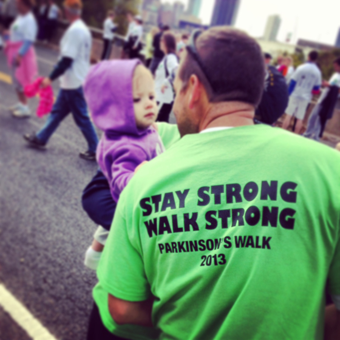 2013 Stamp Out Parkinson's Walk 11