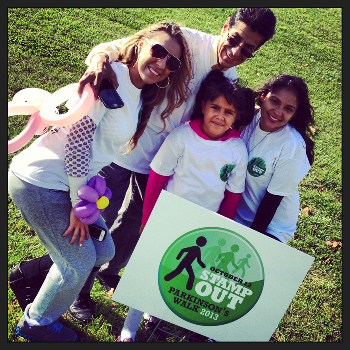 2013 Stamp Out Parkinson's Walk 2