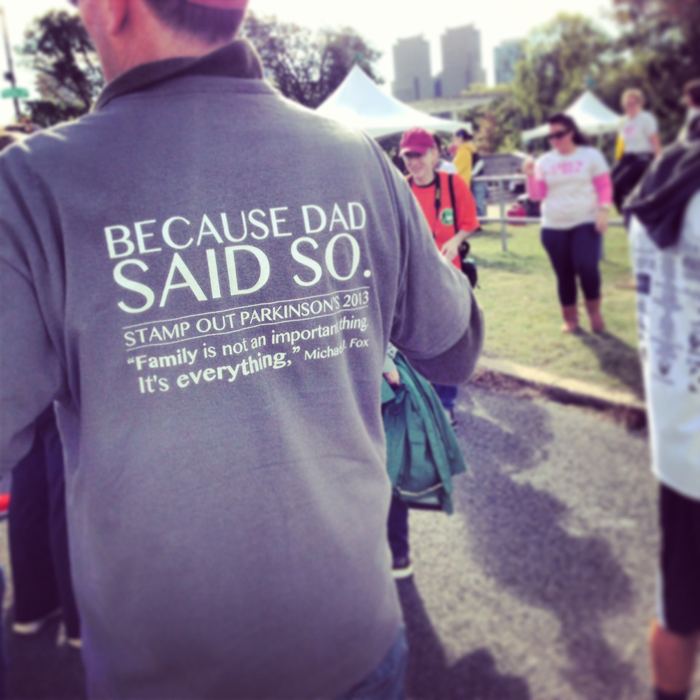 2013 Stamp Out Parkinson's Walk 4