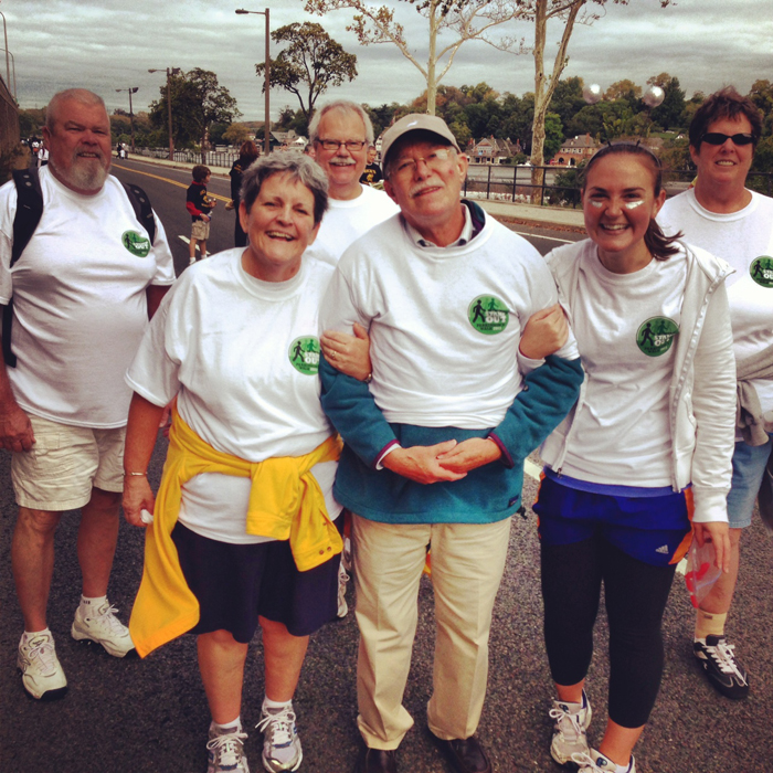 2013 Stamp Out Parkinson's Walk 7