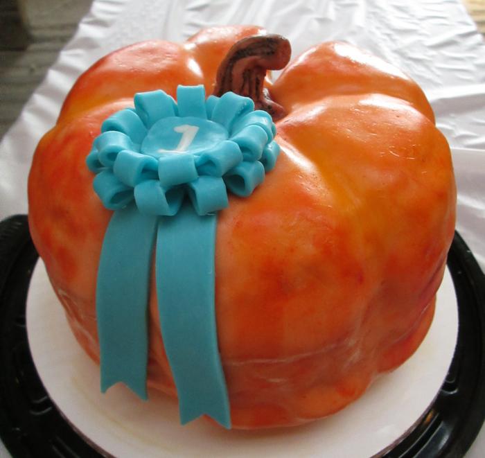 pumpkin cake USE