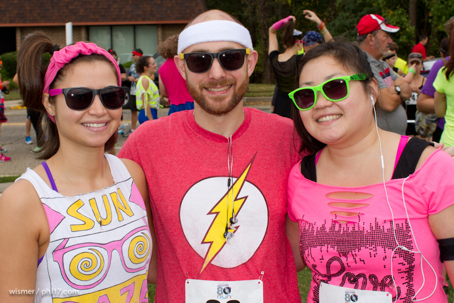 Totally Awesome 80s Run 100613-0145