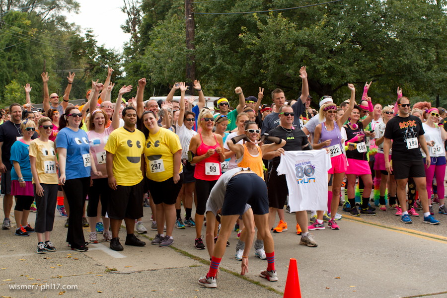 Totally Awesome 80s Run 100613-0153