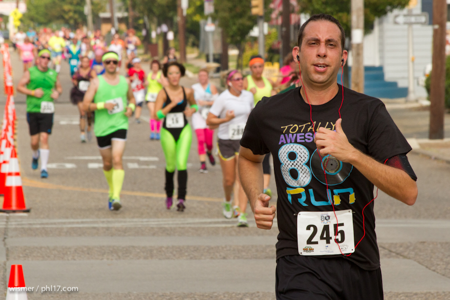 Totally Awesome 80s Run 100613-0247