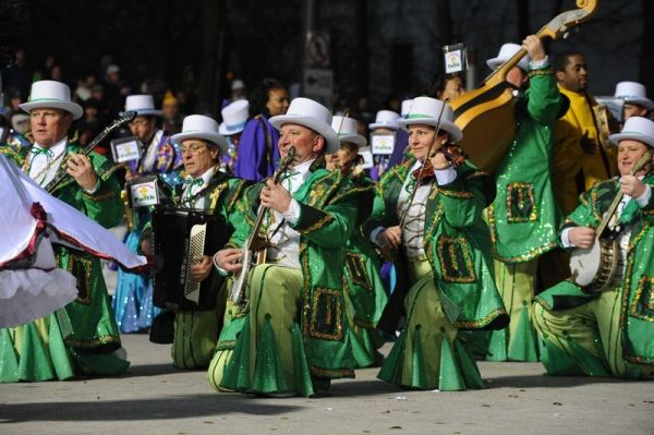 Pennsport String Band 2009