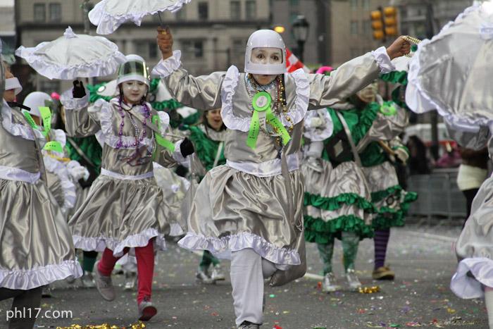 Oregon Mummers Parade 2013-0385