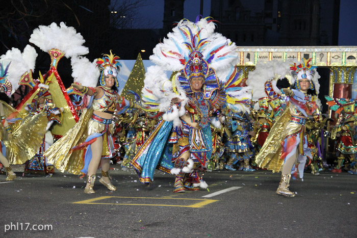 Pennsport String Band Mummers Parade 2013-1294