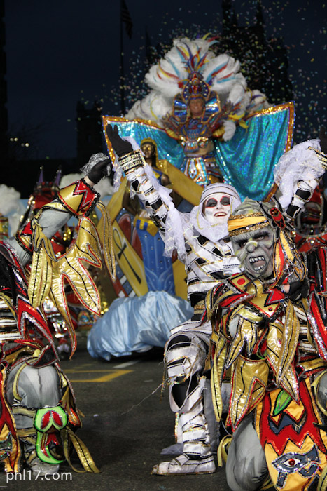 Pennsport String Band Mummers Parade 2013-1334