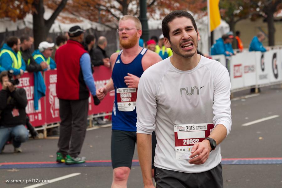 Philadelphia Marathon 2013-0023