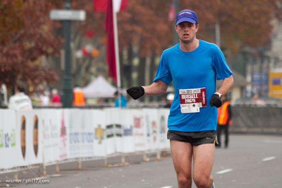 Philadelphia Marathon 2013-0030