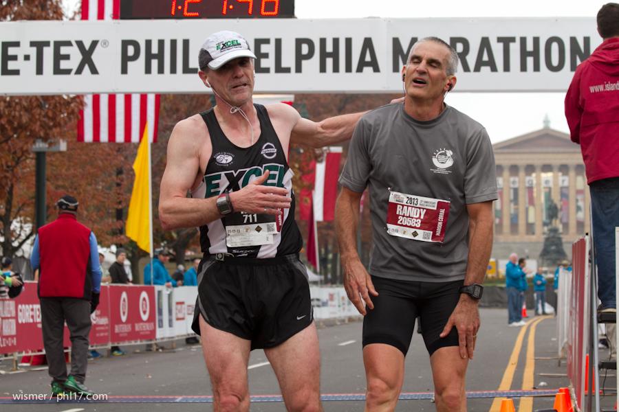 Philadelphia Marathon 2013-0042